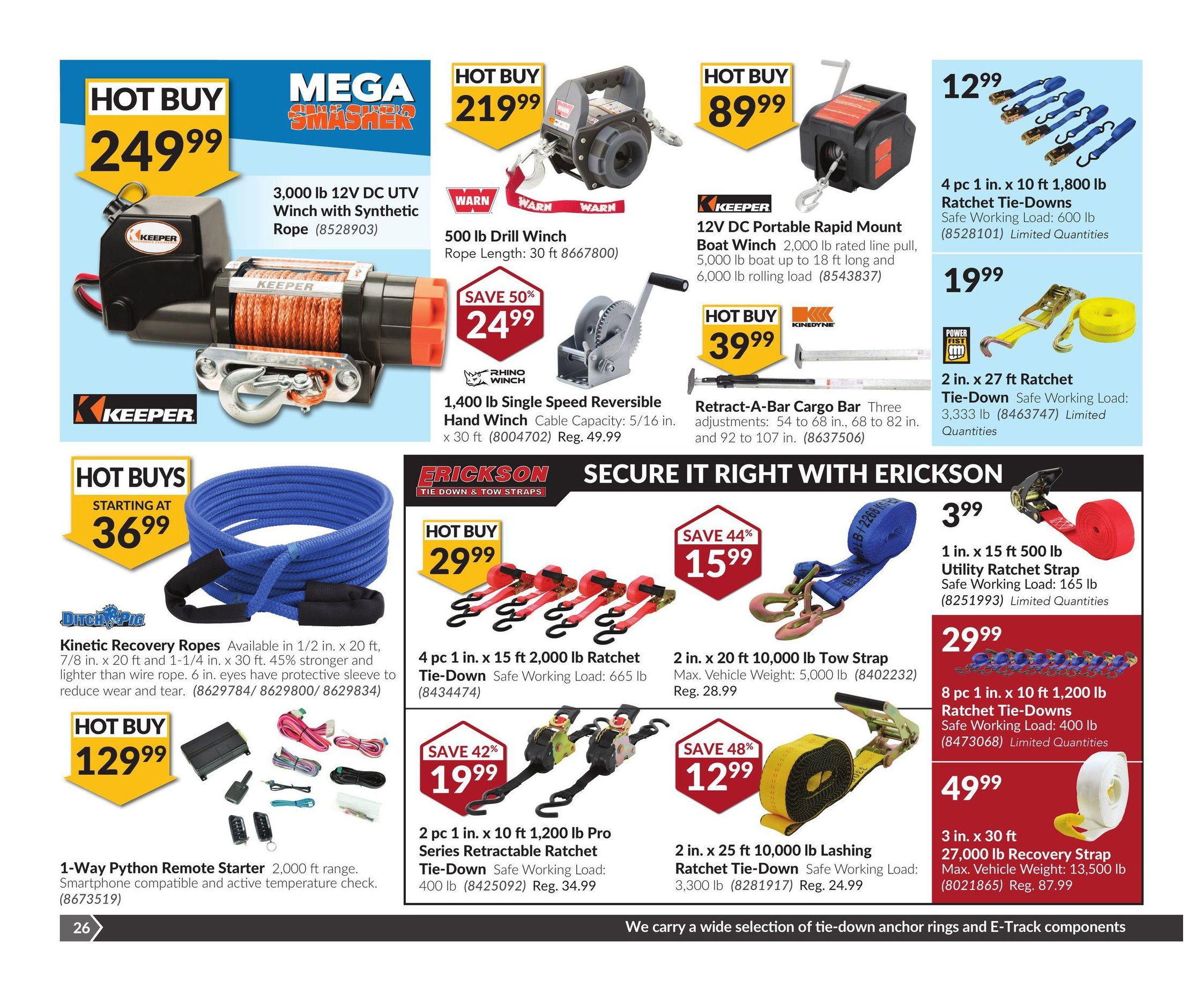 Princess Auto Weekly Flyer Mega Smasher Father s Day Edition