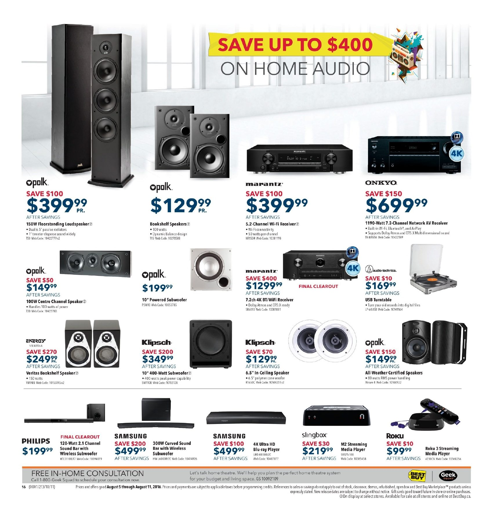 Best buy weekly flyer weekly all you need for an a school year best buy weekly flyer weekly all you need for an a school year aug 5 11 redflagdeals fandeluxe Images