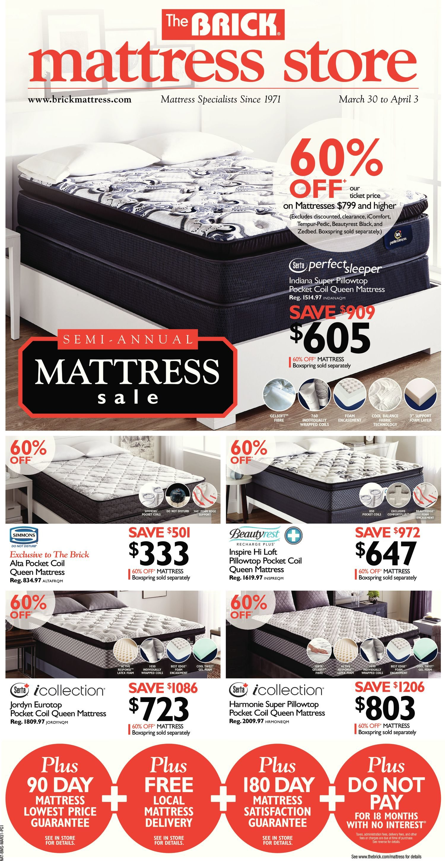 flyer asli mattress coupons firm co aetherair