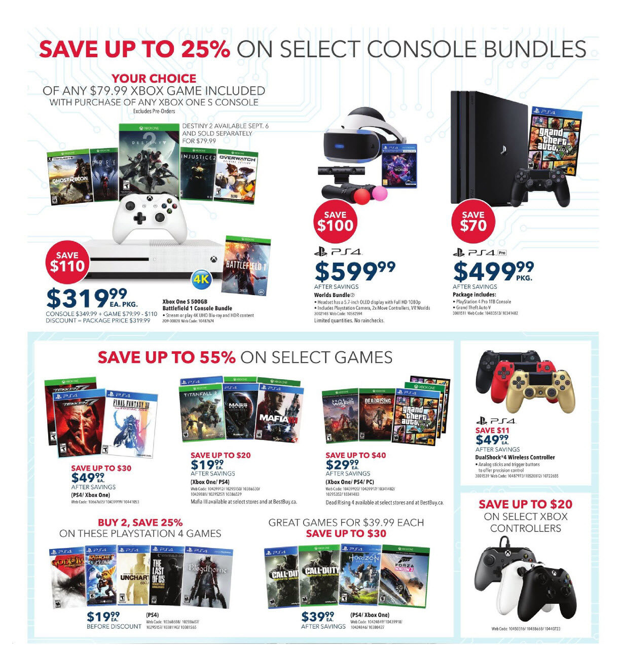 Best Buy Weekly Flyer - Weekly - Labour Day Sale - Sep 1 – 7