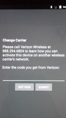 Walmart] [Walmart/Amazon USA] - Verizon Moto E4 - $39 88