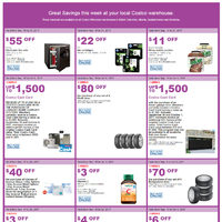 Costco - Great Savings Flyer