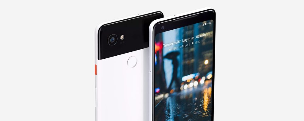Google Unveils the Pixel 2 and It Doesn't Have a Headphone Jack