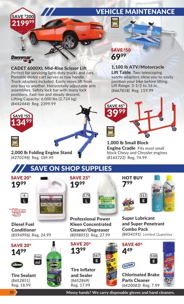 Princess Auto Weekly Flyer - Truck or Treat - Oct 31 – Nov 12 ...