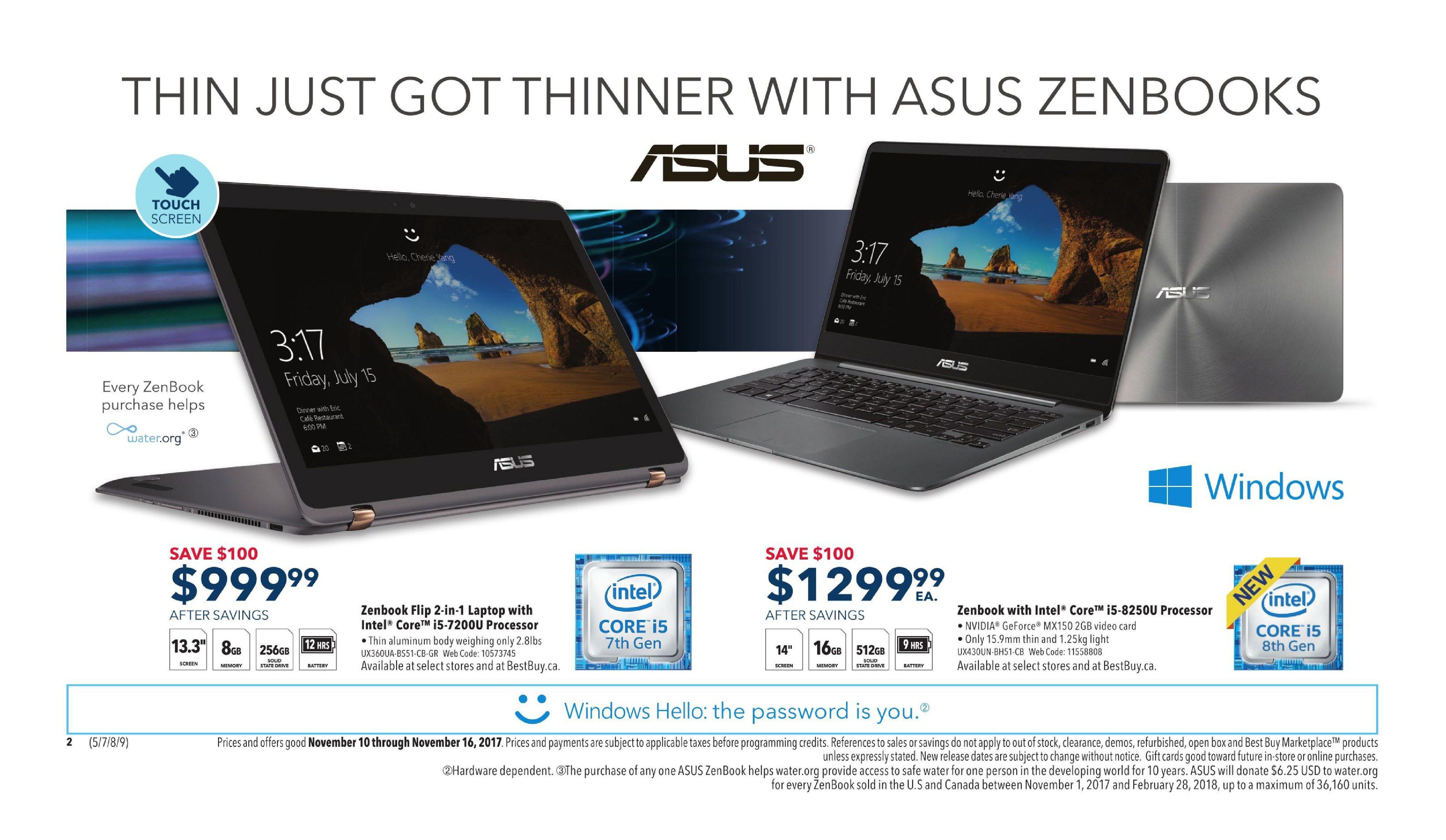 Best Buy Weekly Flyer Get Amazing Deals On Dazzling Gifts Sdxc 512gb V Gen Turbo Class 10 Uhs1 Nov 16