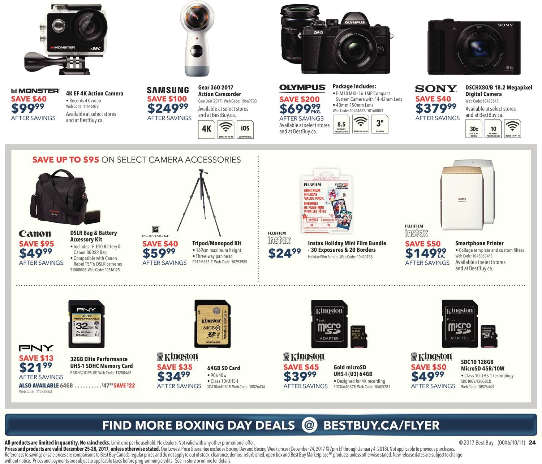 Best Buy Weekly Flyer Boxing Day Sale Dec 25 Uv Glue For Dvd Digital Camera Laserlenscircuit Board Bonding