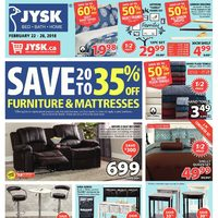JYSK - Weekly Flyer