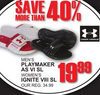 Under Armour Men's Playmaker Slide/Women's Ignite Slide