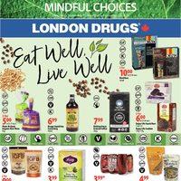 London drugs flyer vancouver bc redflagdeals london drugs mindful choices flyer reheart Choice Image