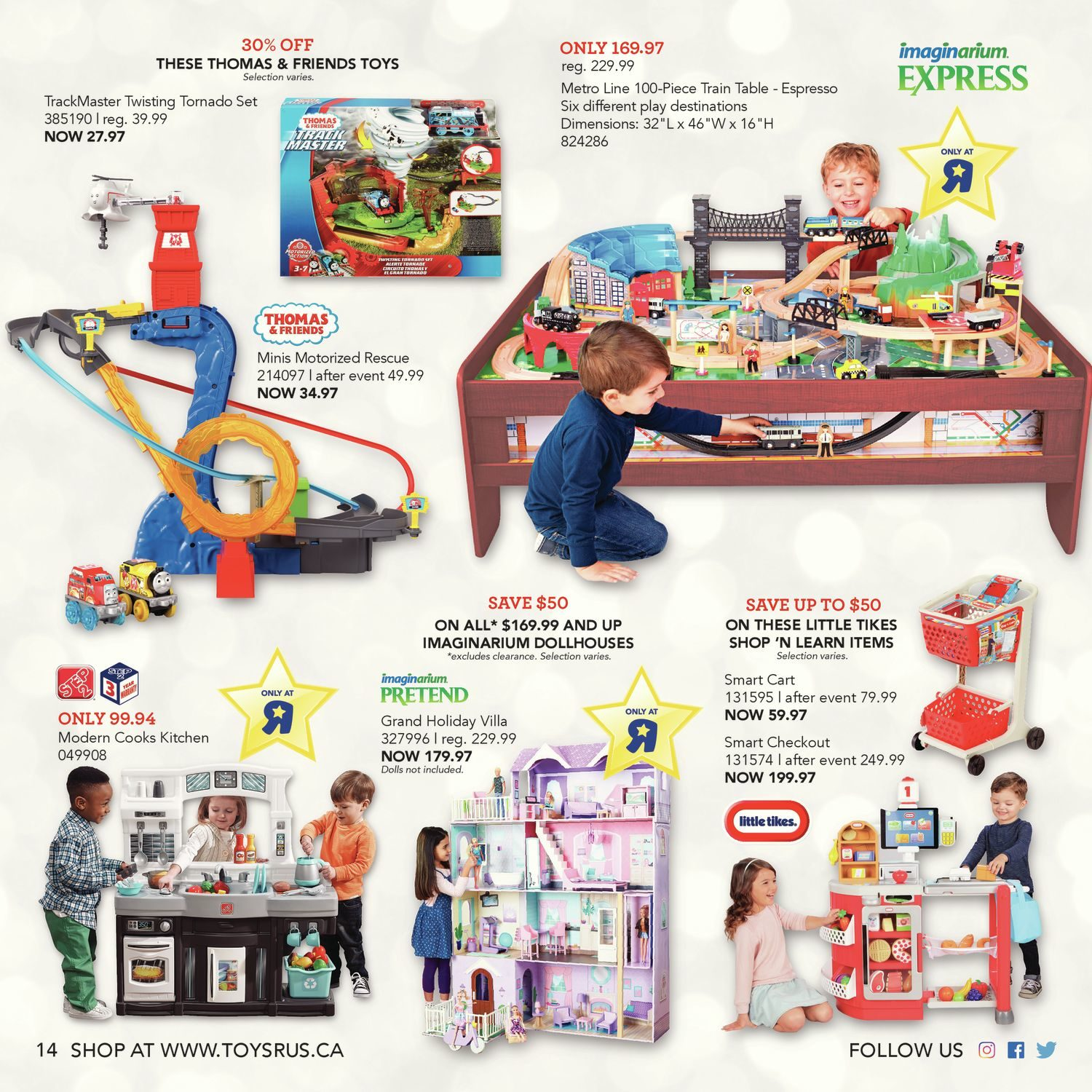 Toys R Us Weekly Flyer - Ultimate Toy Guide 2018 - Nov 2