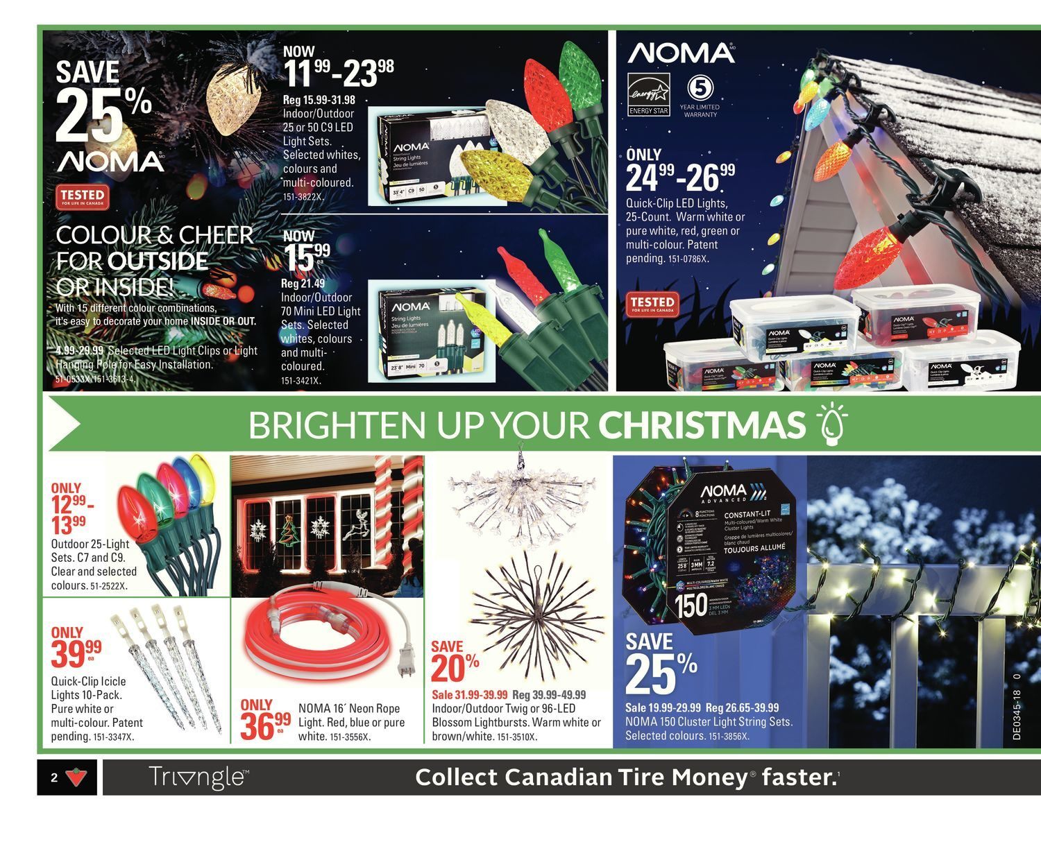 Canadian Tire Weekly Flyer Bring The Joy Nov 2 8 Clearance Michelin Pilot Sport 3 225 50r16 Ban Mobil