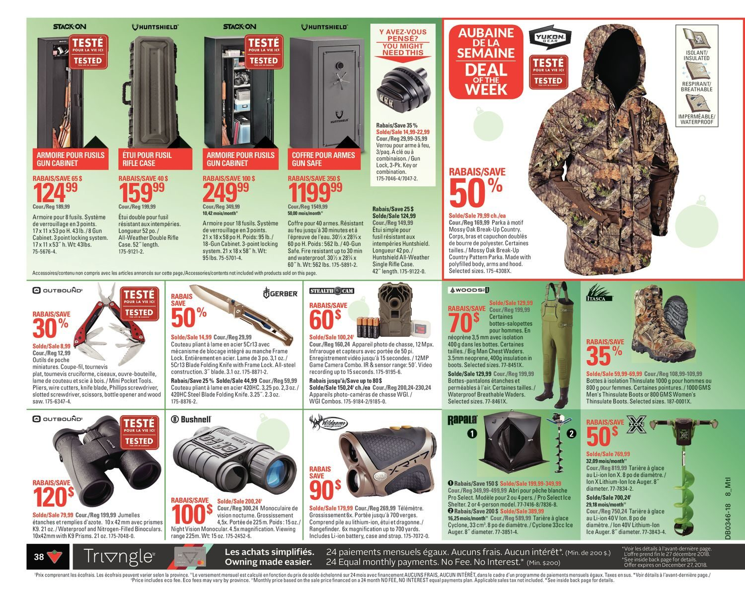 5352dfb6ee9ca Canadian Tire Weekly Flyer - Weekly - Share The Joy! - Nov 8 – 14 -  RedFlagDeals.com