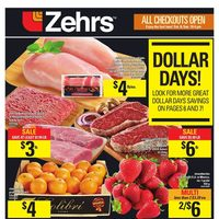 Zehrs - Weekly - Dollar Days Flyer