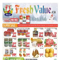 - Weekly Specials - Winter Sale Flyer