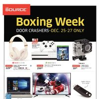 2cbc073c519 The Source Boxing Week 2018: Beats Solo3 Mickey Edition $230, Amazon ...