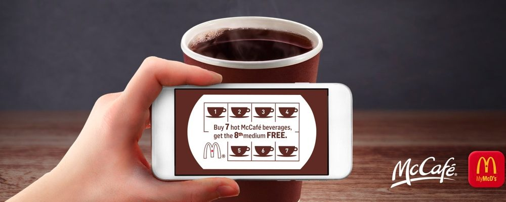 McDonald's Canada Launches McCafé Digital Rewards Program Nationwide