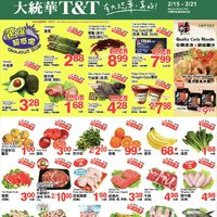 T&T Supermarket - Weekly Specials - Dollar Event Flyer