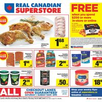 Real Canadian Superstore - Weeklky Flyer