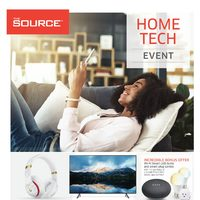The Source - 2 Weeks of Savings - Home Tech Event Flyer