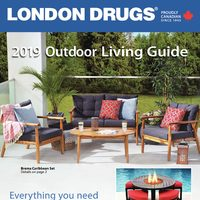 - 2019 Outdoor Living Guide Flyer