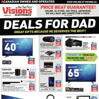 - Weekly - Deals for Dad Flyer