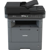 Brother MFC-L5700DW Monochrome Wireless All-in-One Laser Printer