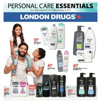 London Drugs - Personal Care Essentials Flyer