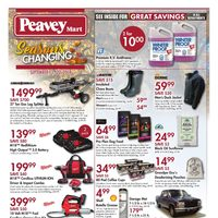 PeaveyMart - Seasons Changing Flyer