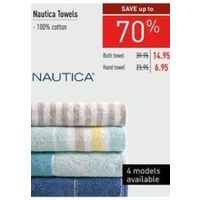 Nautica Towels-Bath Towel