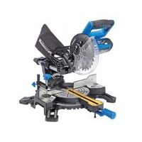 "Mastercraft 7 1/4"" Sliding Compound Mitre Saw"
