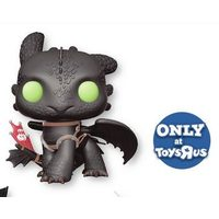 "Funko 10"" Pop Toothless"