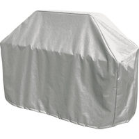Power Fist Grey BBQ Covers - 56L X 21W X 40H In