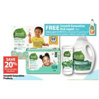 Seventh Generation Products