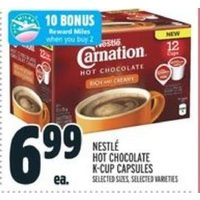 Nestle Hot Chocolate K-Cup Capsules