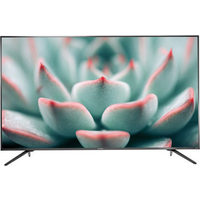 "Sharp 75"" 4K UHD HDR LED Roku Smart TV"