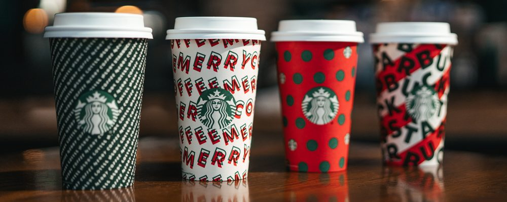 Starbucks Unwraps New 2019 Holiday Cups, Menu Items and Merchandise