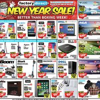- New Year Sale! Flyer