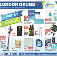 - 6 Days of Winter Savings Flyer