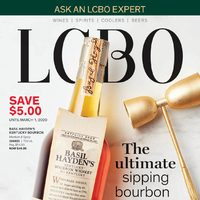 LCBO - Great Deals Flyer