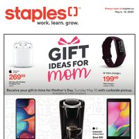 - Weekly - Gift Ideas For Mom Flyer