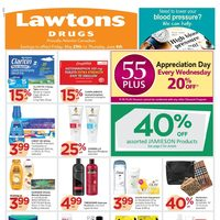 Lawtons Drugs - Weekly - Savings All Week Long! Flyer