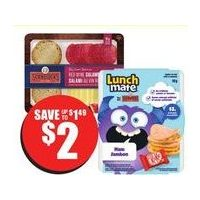 Schneiders Stackers or Lunch Mate Kits Adult Kits Maple Leaf Simply Lunch Kits