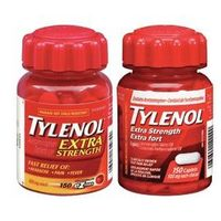 Tylenol Extra Strength Easy Open eZTabs or Caplets