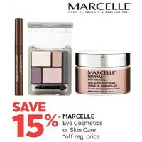 Marcelle Eye Cosmetics Or Skin Care