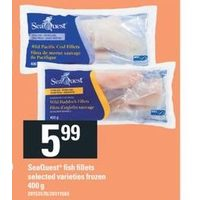 SeaQuest Fish Fillets