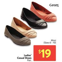 George Ladies' Casual Shoes - Mimi