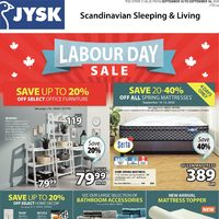 - Weekly - Labour Day Sale Flyer