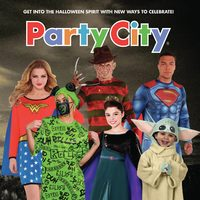 Party City - Halloween Megalogue Flyer