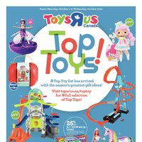 - Weekly - Top Toys! Flyer