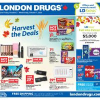 - 6 Days of Savings - Harvest The Deals Flyer